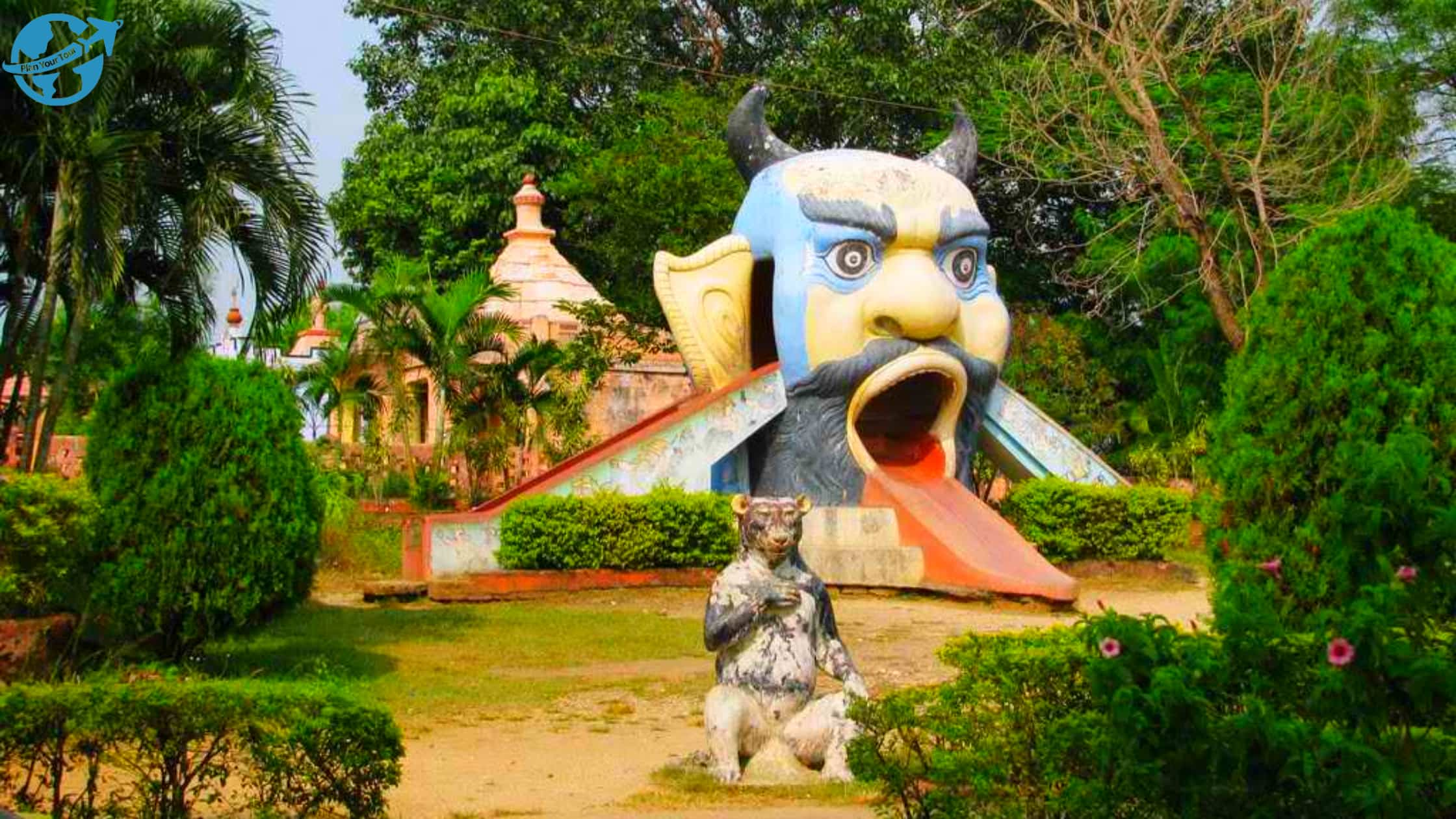 Nandan Pahar,best place to visit in Deoghar