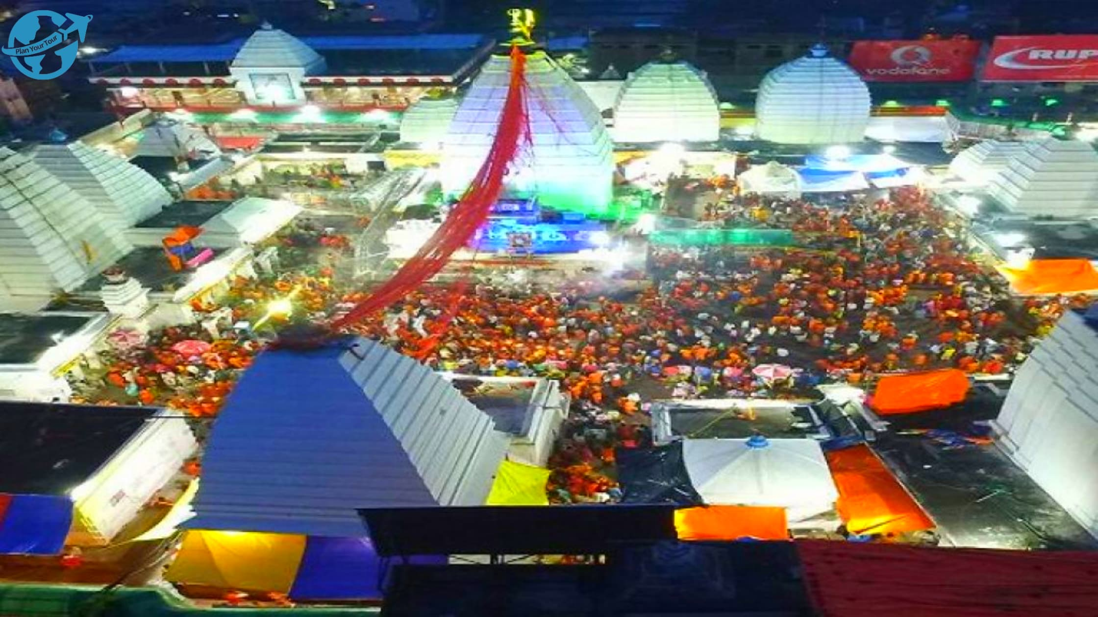 Baba Baidhnath Dham,best place to visit in Deoghar,Jharkhand